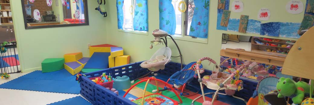 Infant/Toddler Room